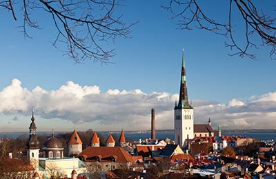 Estonia with Viking Line