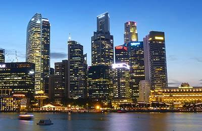 Singapore Harbourfront