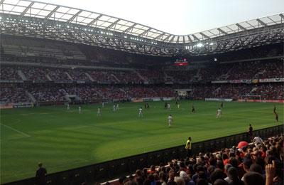 Stade de Nice, Nice
