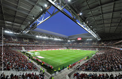 Stade Pierre Mauroy, Lille