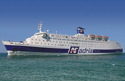 Use Ferrysavers to book your ferry between Italy and Albania