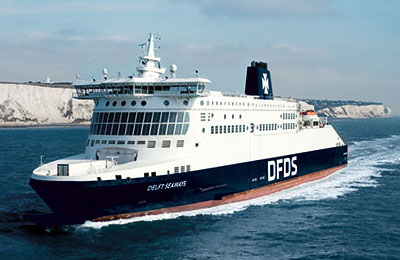 Transbordadores de Francia