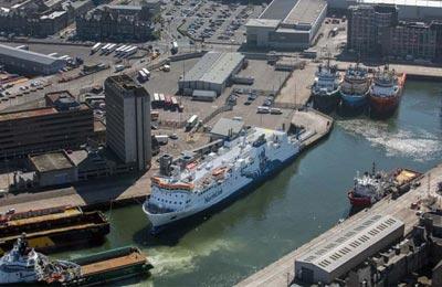 Northlink Ferries Freight