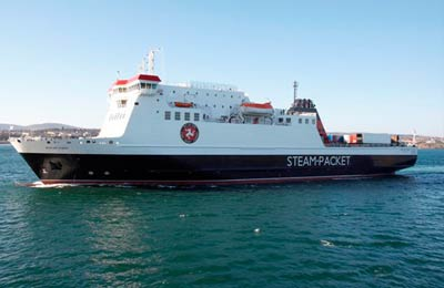 Isle of Man Steam Packet Freight Ferries