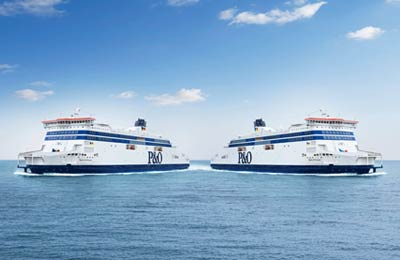 Cheap ferries to France
