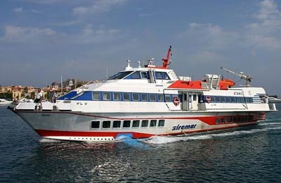 Siremar Ferries