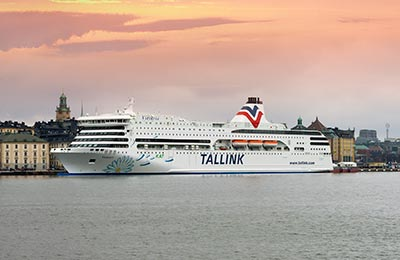 Exclusive: 20% off all Tallink routes!