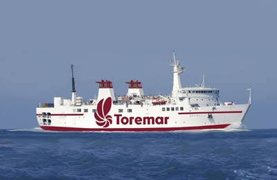 Toremar Ferries