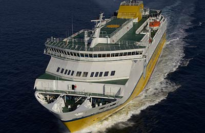 Transmanche Ferries with Ferrysavers