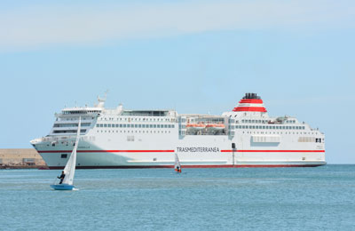 Trasmediterranea Ferries with Ferrysavers