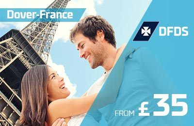 1-Day Short Breaks to France from £35