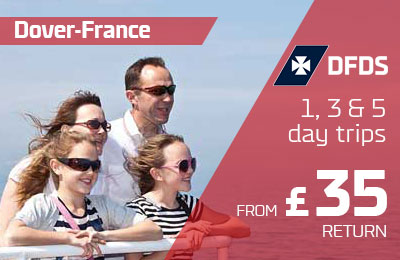 Short Breaks to France from £35